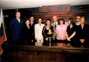 Екипа на ССБ (2000 г.)